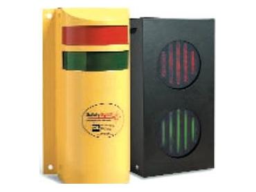Safety Signal truck communication light