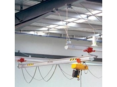 Lightweight Crane Systems with Strong High Tensile Strength from Materials Handling