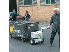Make Light Work of Moving Heavy, Portable Rolling Equipment with Powered Electrodrive Tugs from Materials Handling