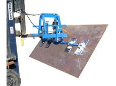 MatHand Forklift Mounted Vacuum Lifter/Rotator