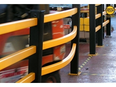 Materials Handling A-SAFE Polymer Safety Barriers – Simply Safer, Simply Better
