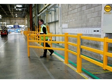 A-Safe swing gates can be configured to swing only one way