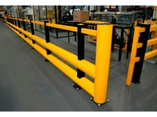 A-Safe Impact Traffic Plus polymer Barriers