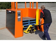 Pallet Inverters and Load Transfer Systems from Materials Handling