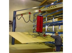 Provide Relief for Workers from Heavy Lifting with Vacuum Lifters and Handlers from Materials Handling