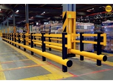 A-Safe Polymer Barriers - forklift and pedestrian barriers