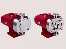 SSP Series S stainless steel rotary lobe pumps