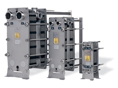 Sanitary Heat Exchanger Range by Alfa Laval