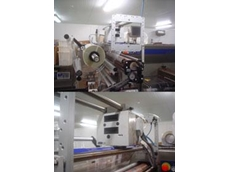 Matthews Intelligent Identification's thermal overprinter for Salad Makers