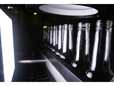 Inspection of Glass Bottles using Machine Vision