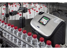 Linx CJ400 CIJ printer coding bottles