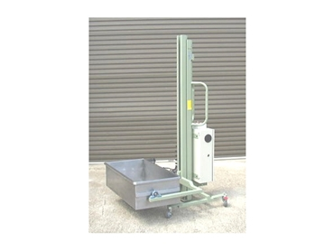 2 stage electric lift trolleys from Maverick Equipment