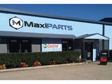 MaxiPARTS store