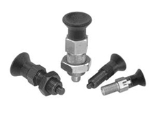 Kipp locking bolts