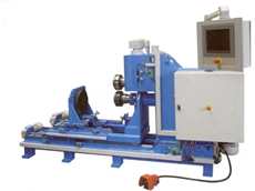 Beading and flanging machines