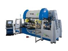 The FBe FastBend automatic bending machine