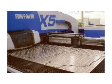 Finn-Power X5 turret punch press