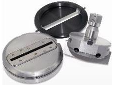 Die insert and punch insert and die insert holders