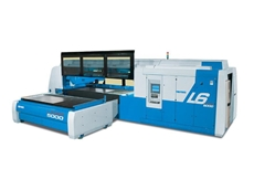 Finn-Power Laser 5000 sheetmetal processing equipment