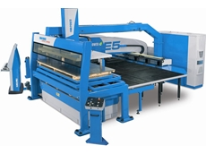 Maxitec offers Finn-Power E5 Compact Express Sheetmetal Fabrication Machine