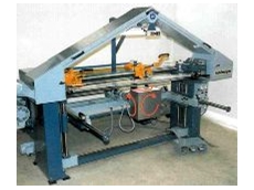 Belt grinding machines for metalworking industries.