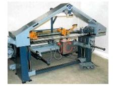Belt grinding machines for metalworking industries.