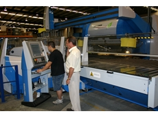 Eric Woodgate has purchased sheetmetal machinery through Maxitec