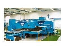 Sheetmetal fabricating technology by FINN-POWER.