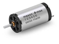 A-max motor © 2015 Maxon Motor