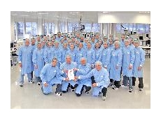 ISO 13485 certification for the medical business unit