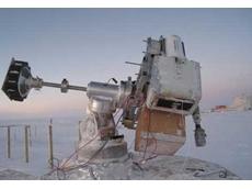 Dome C Telescope Mount Features Maxon Motor