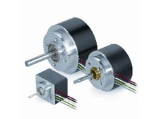 Brushless DC motors with in-built 1-Q speed controller