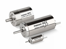 Low voltage small DC motors