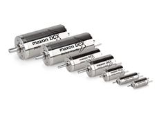 Micro DC motors