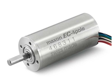 Sterilisable brushless DC motor