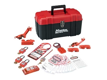 The Personal Lockout kit from Master Lock
