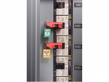 Circuit Breaker Lockout devices from Master Lock