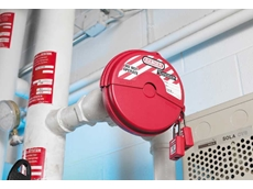 Gate Valve Lockout system from Mayo Hardware