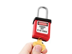 Master Lock Safety Padlock