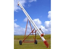 Grain augers from McDougall Weldments