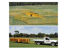 Portable Sheep Yards from McDougall Weldments
