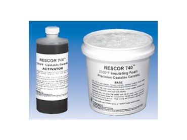 Epoxies designed for high temperature applications
