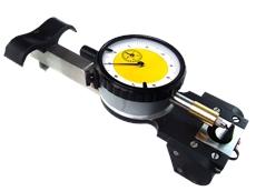 Mechanical Strain gauge for Strain and Crack monitoring