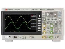 Keysight's InfiniiVision 1000 X-Series oscilloscopes for professional measurements