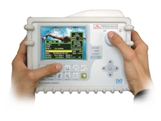 Measurement Innovation appointed Australian Distributor for Promax TV Explorer, Satellite and Cable TV Analysers