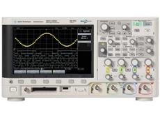 Agilent MSOX2024A mixed signal oscilloscope