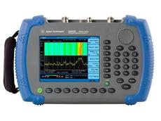 Agilent N9342C handheld spectrum analyser