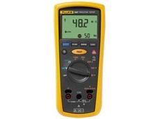 Fluke 1507 1 kV handheld insulation tester