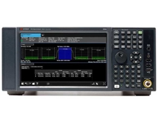 Keysight N9000B CXA spectrum analyser with EMC pre-compliance application
