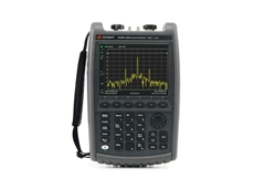 Keysight N9951A 44 GHz vector network, spectrum, cable and antenna analyser